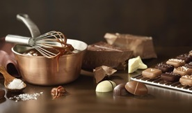 オーガニックチョコレートを贈って起こる ハッピーの連鎖