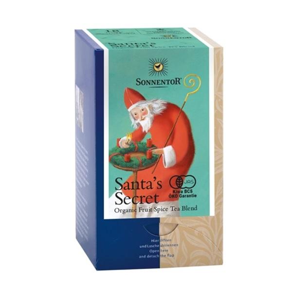 サンタさんの秘密のお茶